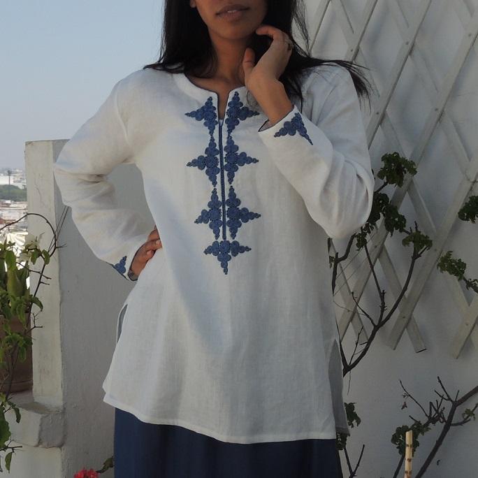 Tunique Hélène