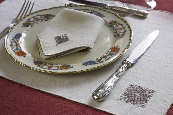 Set de Table Palestinienne