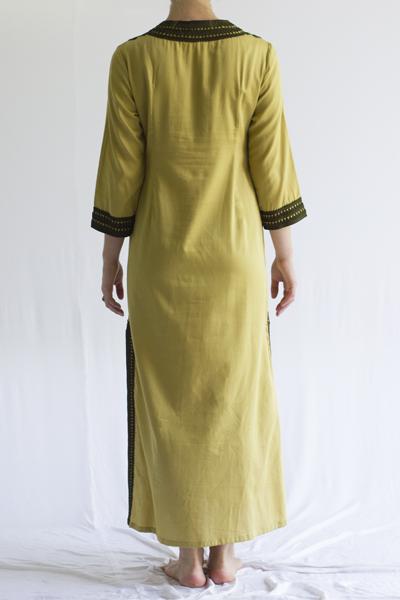 Robe Désert Longue